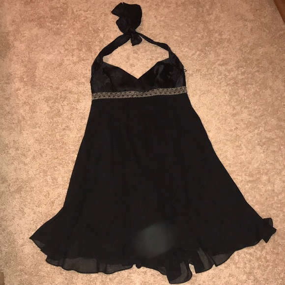 Adrianna Papell Dresses   Black Cocktail Dress   Poshmark